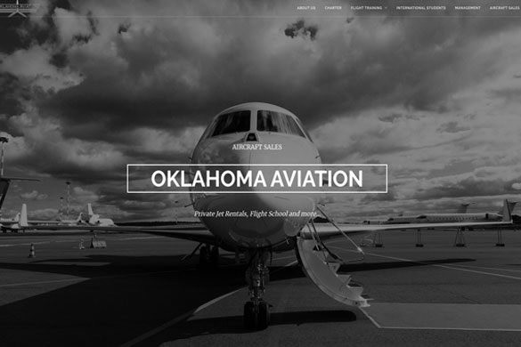 Oklahoma Aviation Website
